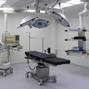 Строительство помещений, Строительство под ключ, Чистые помещения для медицины, Отделения интенсивной терапии, Боксы изоляции больных с ослабленной иммунной системой, Ожоговые отделения и боксы, Операционные фото