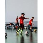 Футбол для детей фото