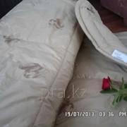 Одеяло из шерсти фото