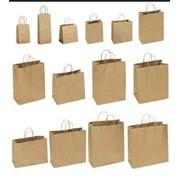 Производство бумажных пакетов фото