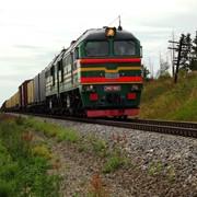 Тепловозы магистральные грузовые. Тепловоз 2М62. фото