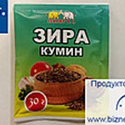 "Кумин (Зира) ""Слон"" 30 гр. х 40 шт. фото"