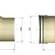Сегментные и монолитные редукции PN 1-32- детали трубопроводов фото