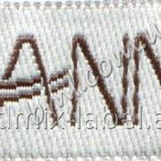 Жаккардовая Бирка мод 24/043 фото