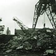 Обработка металлических отходов и лома черных металлов фото