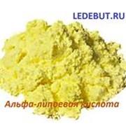 Альфа-липоевая кислота 3 гр фото
