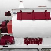 Двухвальный горизонтальный смеситель СГД-3 фото