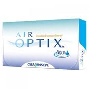 Контактные линзы Air OPTIX AQUA фото