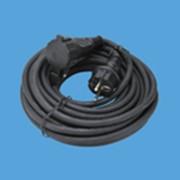 Удлинитель OPAL 1 розетка IP44 20м 3х1,5мм2 фото