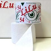 Бумага туалетная LiLu фото