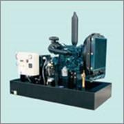 Дизельные электростанции с двигателем KUBOTA фото