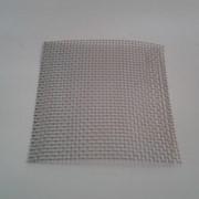 Сетка нержавеющая толщина 0.5-1 мм, клетка 2 х 2 мм. Площадь 100х100 фото