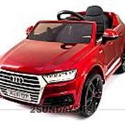 Детский электромобиль Audi Q7 LUXURY Red HL159 LUX фото
