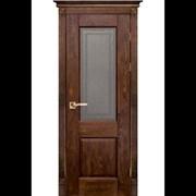 Дверь из массива дуба фото