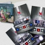 Дизайн полиграфической продукции фото