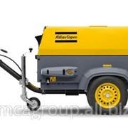 Дизельный генератор на шасси Atlas Copco QAX 12 фото
