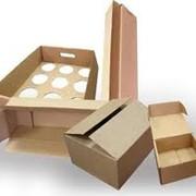 Изготовление картонной коробки, Одесса, Украина фото