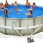 Каркасный бассейн Intex 28334 (54958) Ultra Frame 549х132 см+ аксессуары, Intex 54456 фото