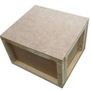 Ящики деревянные посылочные (из ДВП) фото