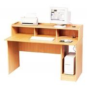 Стол для кабинета информатики (1404х704х996 мм) мебель для школ, ВУЗов и др. учебных заведений, артикул 80367 фото