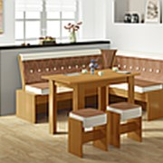 Кухонный уголок «Кантри Т1» исп.1,Ольха фото