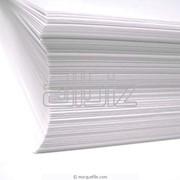 Бумага писчая офисная фото