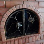 Дверцы для камина фото