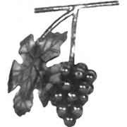 Изделия кованные Виноград фото