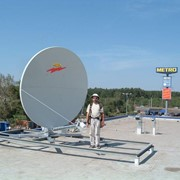 Услуги системы спутниковой связи VSAT фото