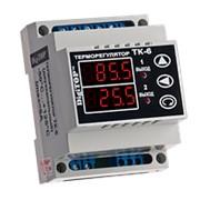 Терморегулятор ТК-6 Двухканальный терморегулятор ТК-6.Диапазон измеряемых температур -50....+125 С. Диапазон регулируемых температур -50....+125 С. Шаг регулировки 0,1 С. фото