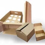 Производство гофроупаковки из 3-х и 5-ти слойного гофрокартона (гофротара, гофроящики, гофроупаковка, гофрокороба) фото