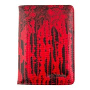 Giorgio Ferretti Обложка д/паспорта и авто 00019-A478 red GF фото