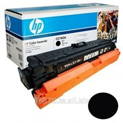 Картридж HP CE740A для Color LJ CP5225 black, Original фото