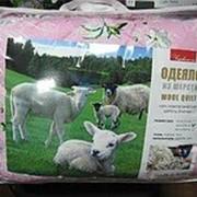 Одеяло 100% шерсть Украина фото