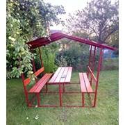 Беседка садовая Дачная Титан 2, 3, 4м фото