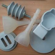 Изготовление изделий из силикона фото