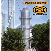 Зерносушилки башенные фото