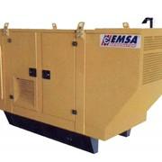 Дизельный генератор EMSA EV351 (Volvo) фото