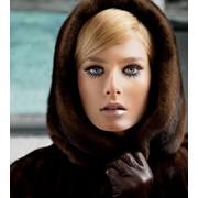 Меховой капюшон: модный аксессуар,изготовление фото