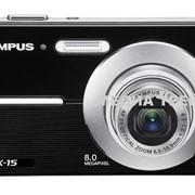 Фотоаппарат цифровой - OLYMPUS X-15 Black фото