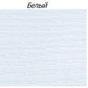 Сайдинг виниловый VOX белый фото
