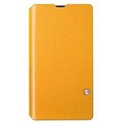 Чехол-книжка SwitchEasy Flip для Sony Xperia Z1 C6902/C6903/С6905 L39h Tanned Yellow