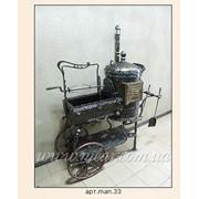 Мангал автоматический арт.man.33 купить Украина фото