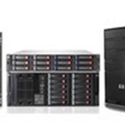Системы хранения данных HP фото
