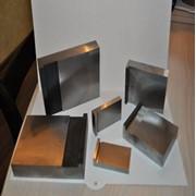 Пластины ППН для передачи нагрузки на половинки балочек 70х70х280; 100х100х400; 150х150х600 и 200х200х800 мм согласно ГОСТ 10180-90 фото