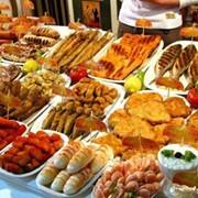 Средиземноморские блюда на заказ, повар из Турции фото