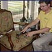 Услуги клининговые (химчистка мягкой мебели) фото
