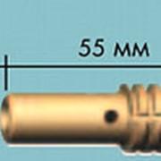 016.D114 Вставка TR 18Х4/М8/55 с резьбой в левую сторону, Abicor Binzel фото