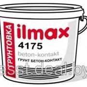 Грунт бетон-контакт ilmax 4175, 15кг фото