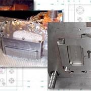 Проектирование и изготовление пресс-форм фото